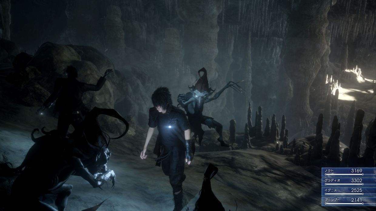 Heres Some Lovely Final Fantasy 15 And Final Fantasy Type