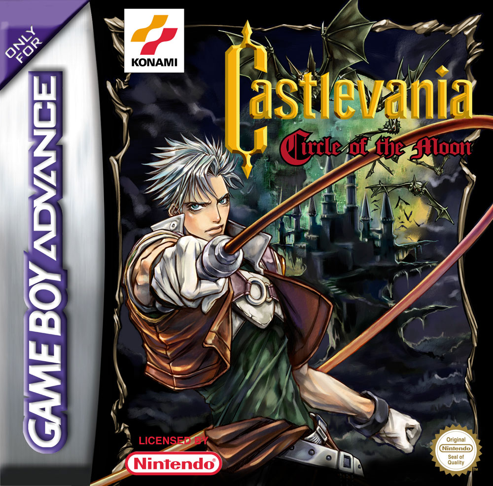 Castlevania Dracula X And Circle Of The Moon Land On Wii