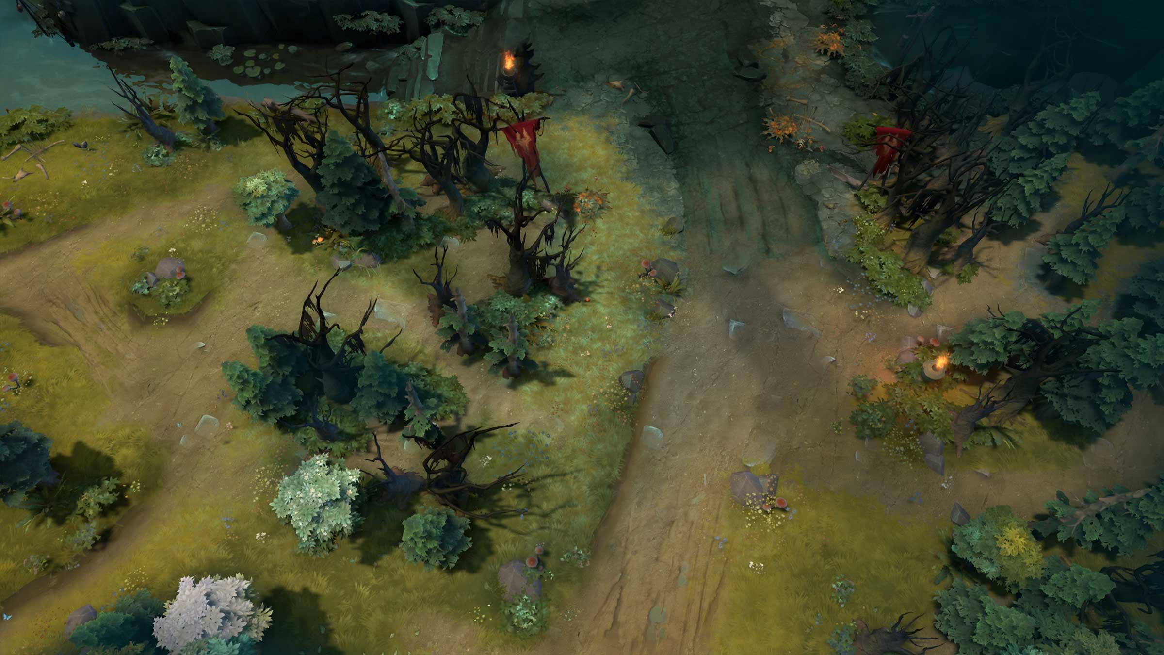 Dota 2 Rekindling Soul Update Tweaks Maps Balances Heroes