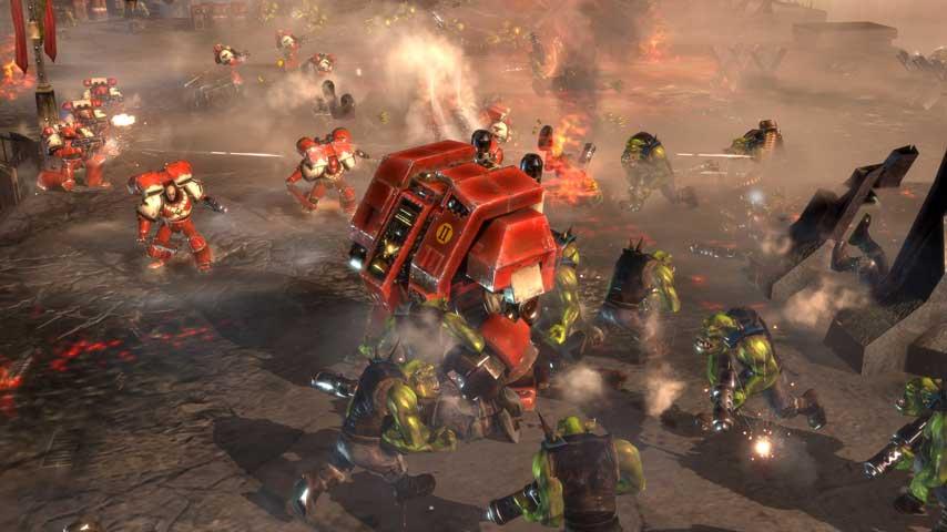 Warhammer 40K Dawn Of War 2 Gives GFWL The Flick VG247