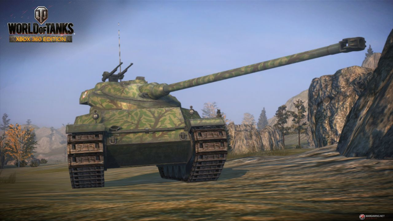 Latest Update For World Of Tanks Xbox 360 Comes With