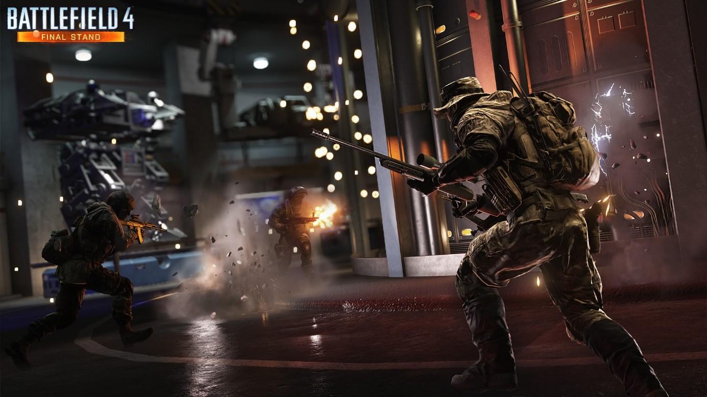 Battlelog Update Reveals Spyder Bow And Bipod Knife Coming