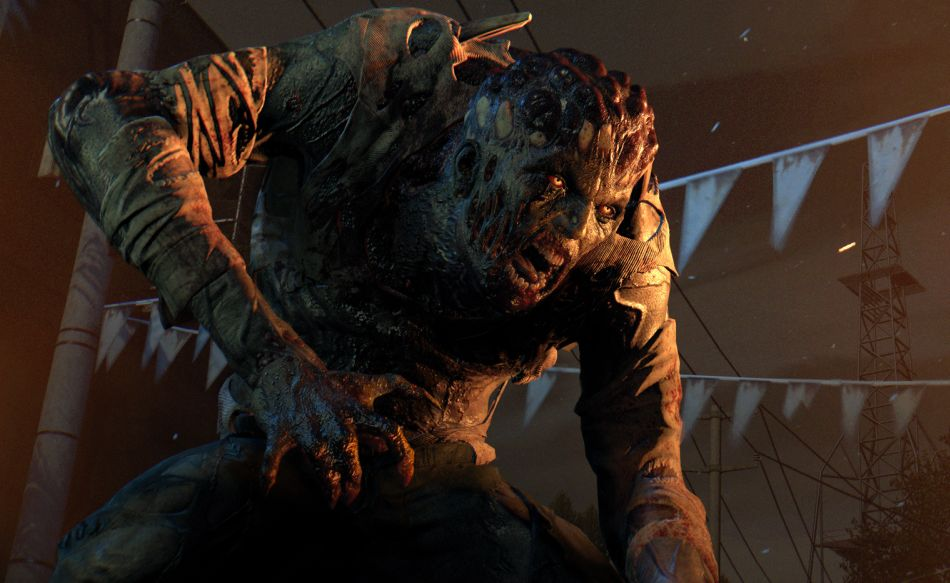 Zombie Game Dying Light
