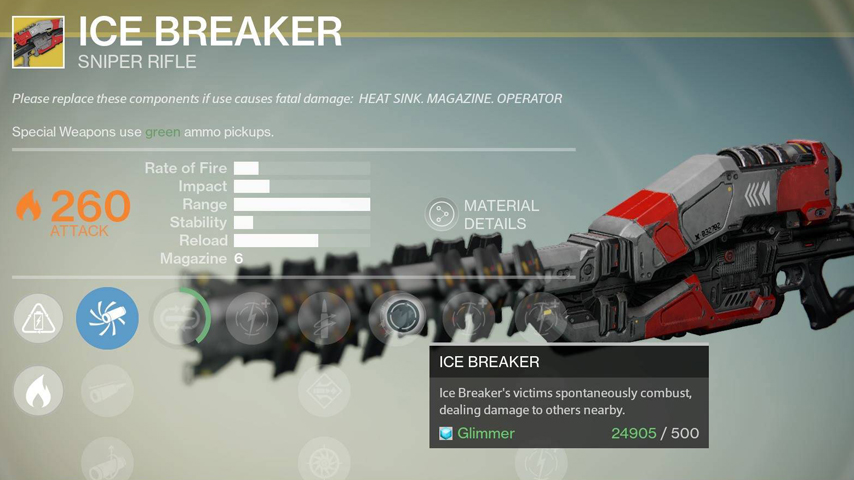 Destiny Exotic Weapon Nerfs Arent Intentional More Info