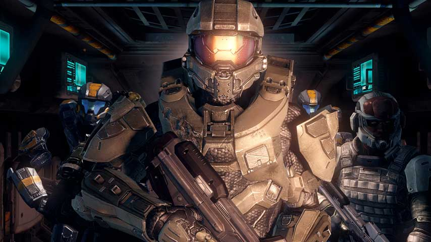 Another Halo The Master Chief Collection Matchmaking