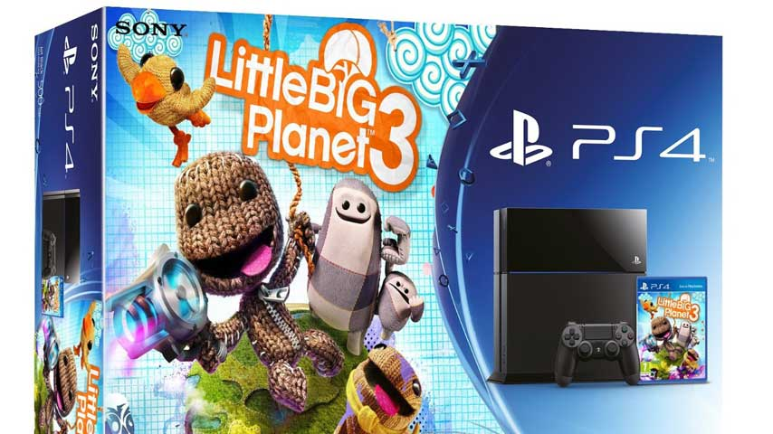 LittleBigPlanet 3 PS4 Bundle Pops Up On Amazon VG247