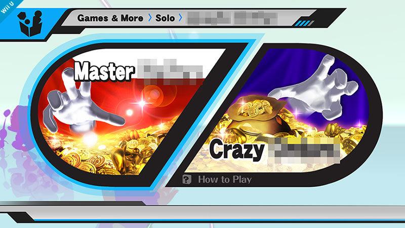 What Is This New Super Smash Bros Wii U Mode VG247