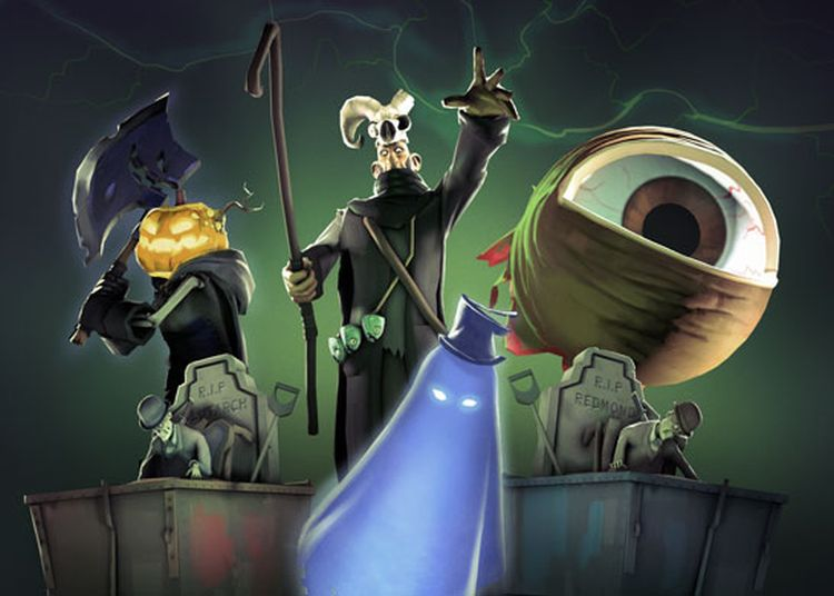 Team Fortress 2 Is Celebrating Halloween With All Six Of Its Previous Halloween Events VG247