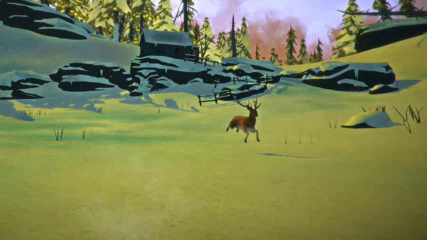 The Long Dark Update Doubles Playable Area With Coastal
