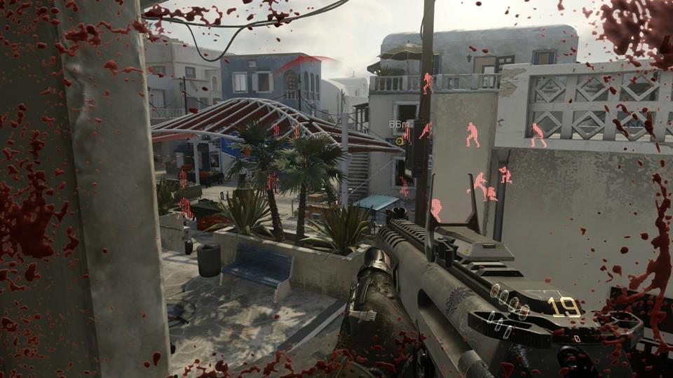 Call Of Duty Advanced Warfare Multiplayer Guide How To Earn Scorestreaks Fast VG247