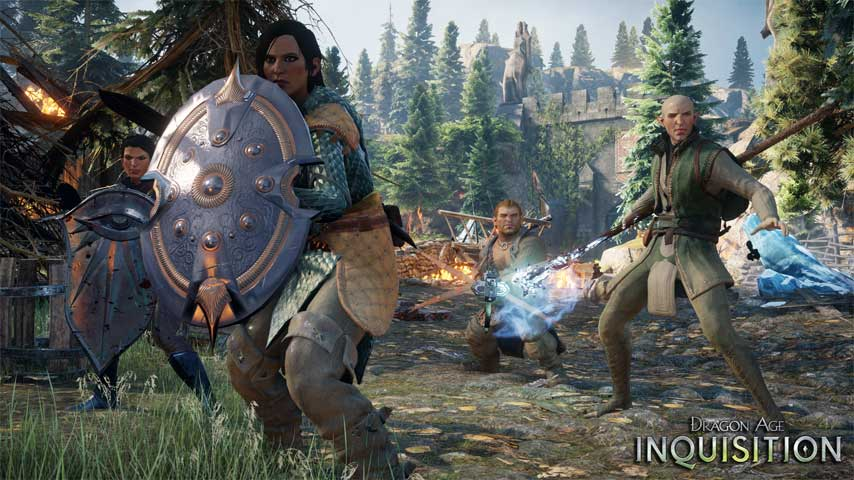 Dragon Age Inquisition Guide And Walkthrough Part 4 In Your Heart Shall Burn VG247