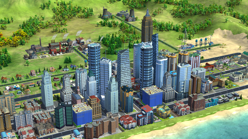 The Crew SimCity Mobile Games Soft Launch In Australia New Zealand VG247