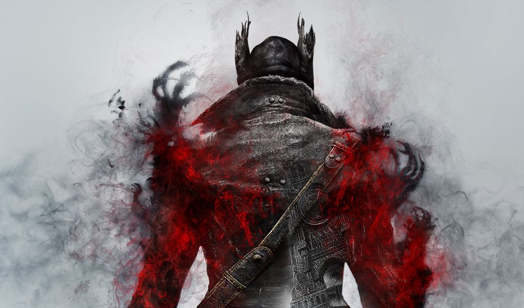 Heres A Glimpse Of A New Bloodborne Enemy VG247