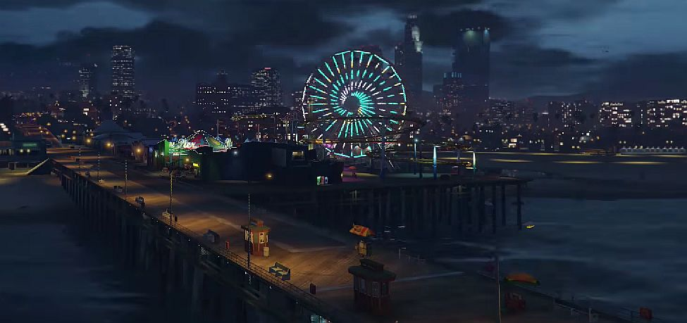 This GTA 5 Time Lapse Video Is Quite Lovely VG247