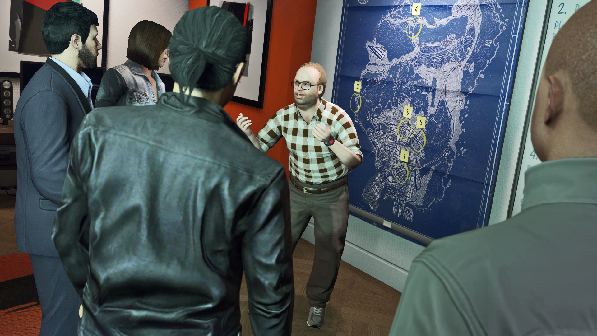 Secret Achievements For GTA Online Heists Revealed VG247