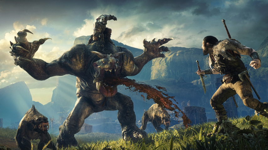 Middle Earth Shadow Of Mordor Lord Of The Hunt DLC Adds