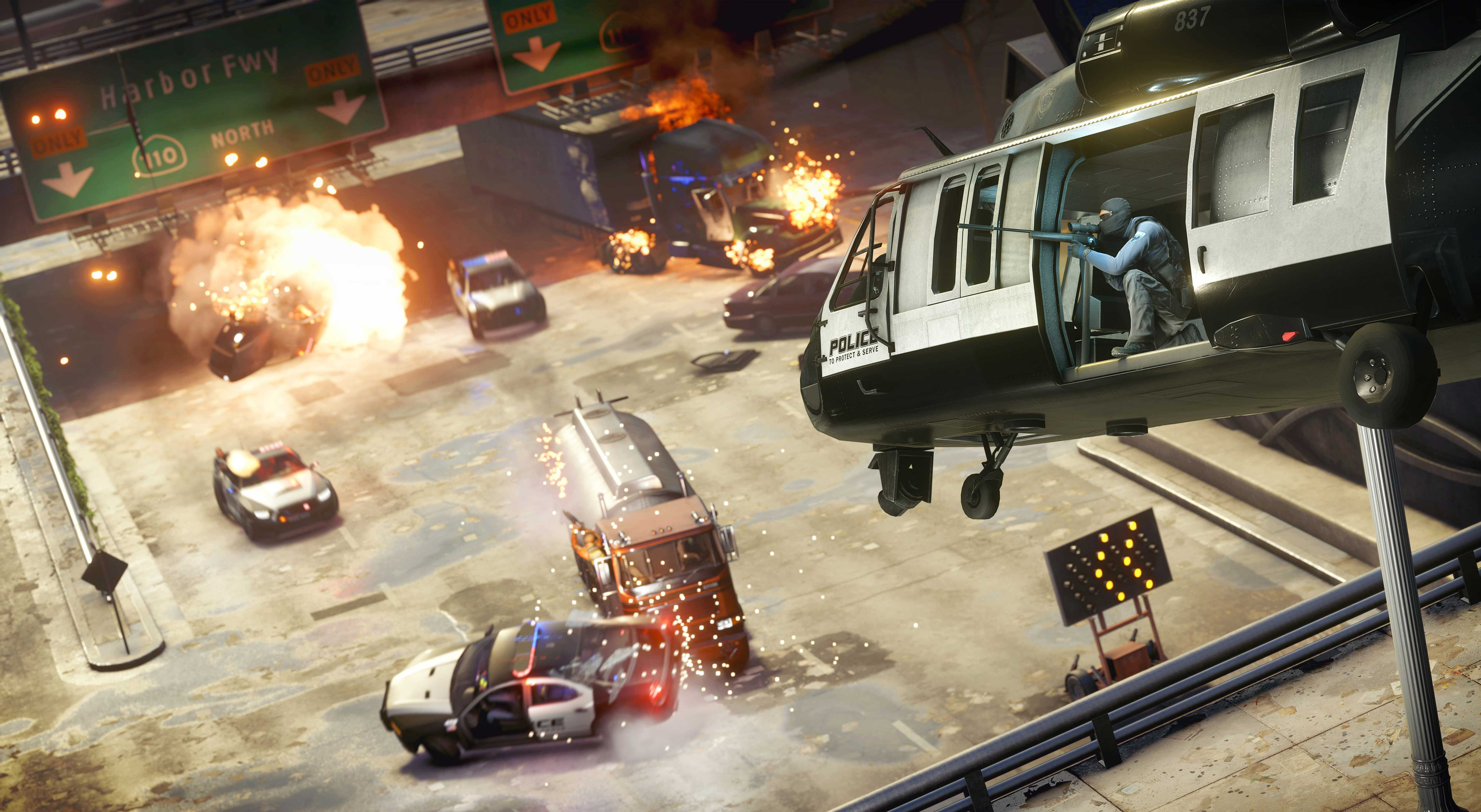 Battlefield Hardline Server Issues Affecting Ps4 And Xbox