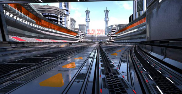 WipeOut Spiritual Successor Formula Fusion Takes To Steam