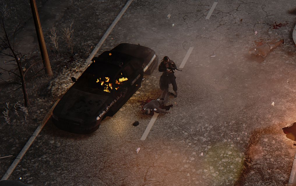 Hatred Becomes Second Game To Be Handed AO Rating For Language Violence VG247