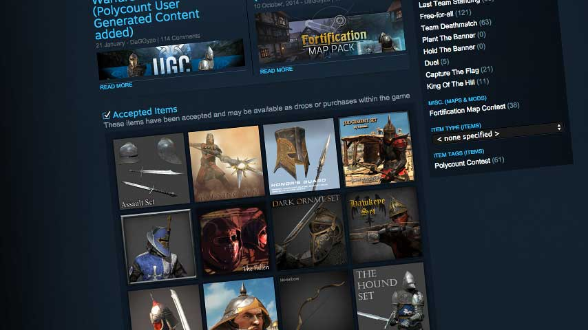 Make Money From Your Non Valve Mods With Steam Workshop VG247