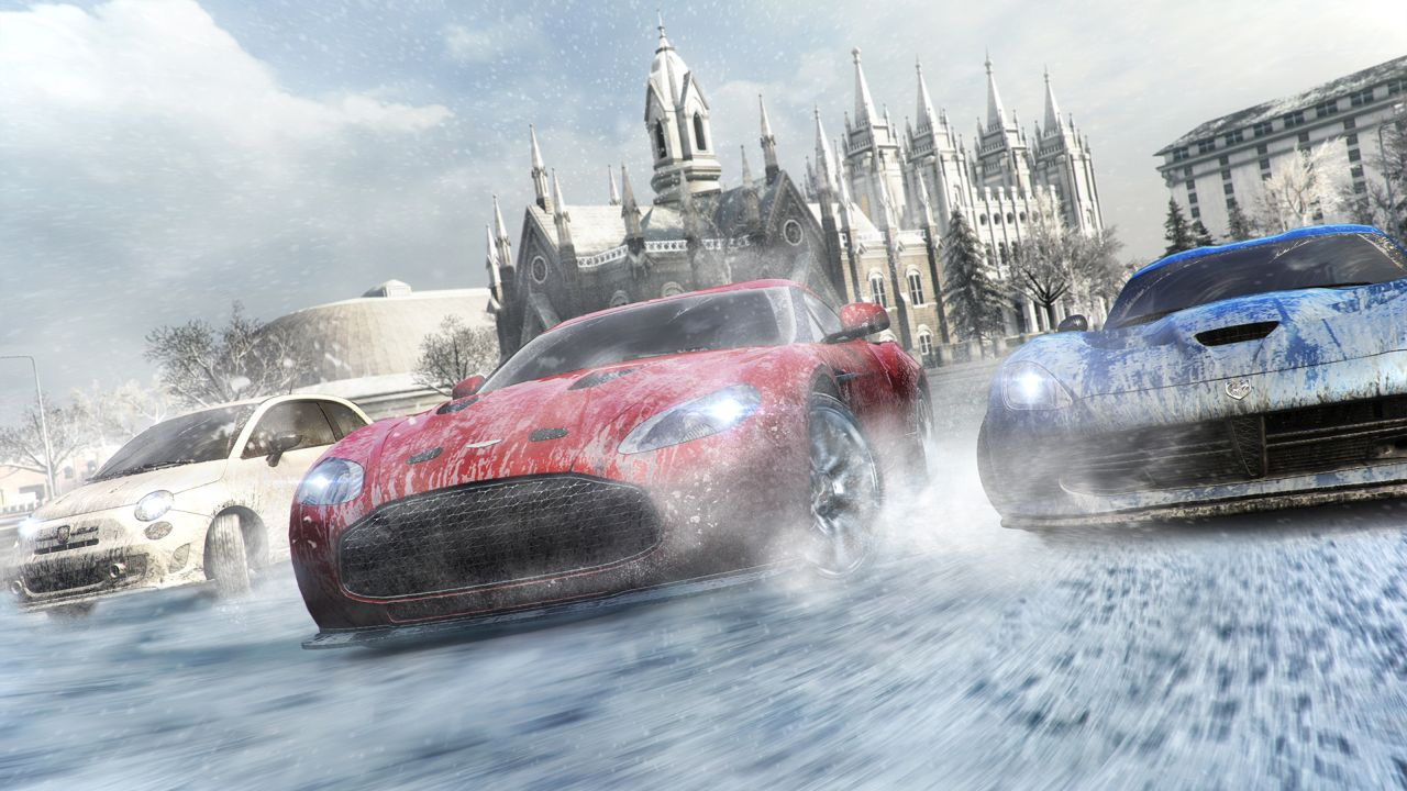 First Of Four Themed Car Packs For The Crew Races Into View VG247