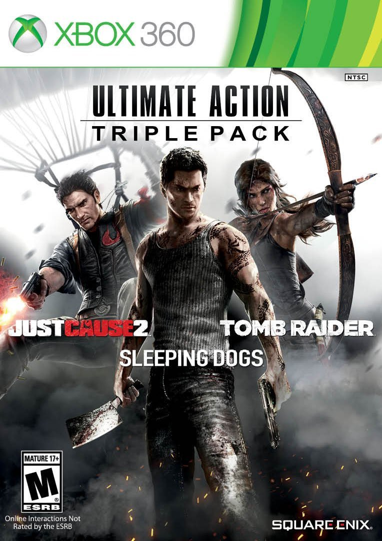 Action And Stealth Triple Packs From Square Hit North America In March VG247