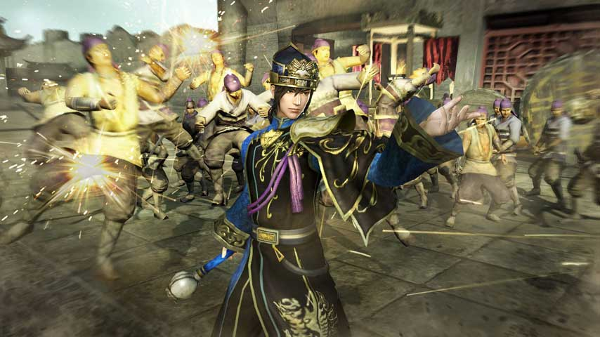 Dynasty Warriors 8 Empires Getting A Free To Play Version
