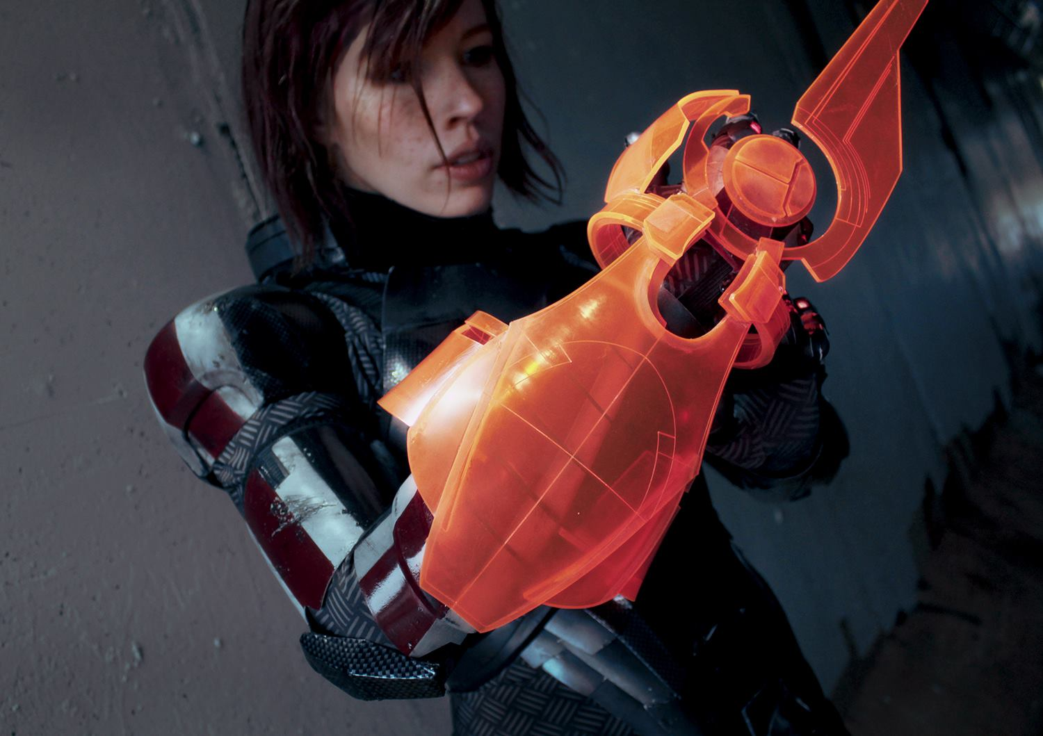 Few Mass Effect FemShep Cosplays Are As Elaborate As This One VG247