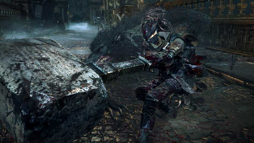 Bloodborne Guide Part 19 Amygdala Boss Battle Optional VG247