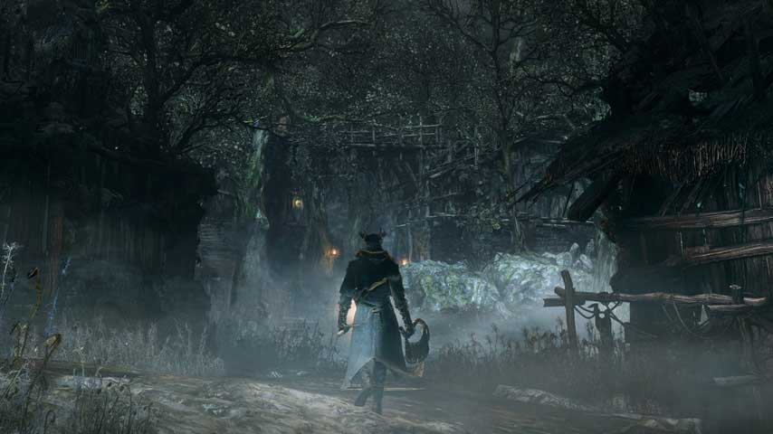 Bloodborne Guide Controls And Gameplay Explanation VG247