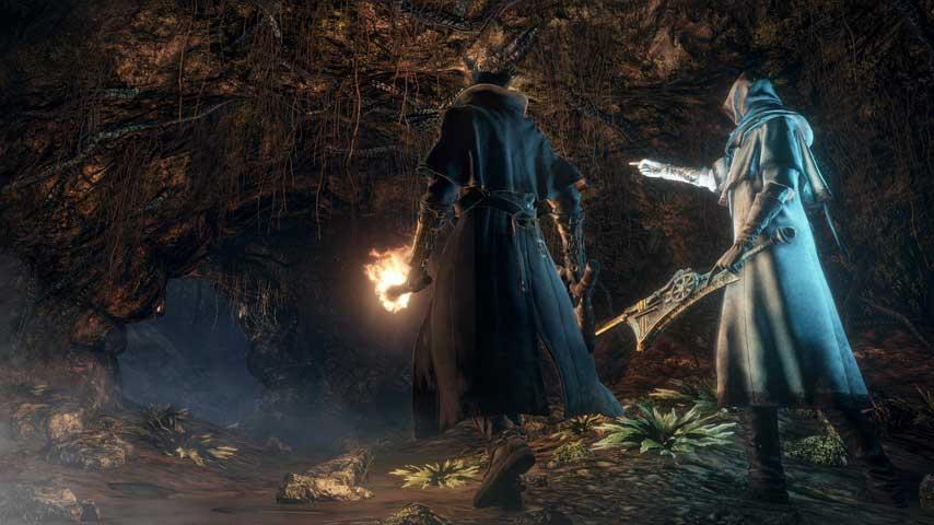Bloodborne Guide Part 26 Temple Of Despair And Ebrietas