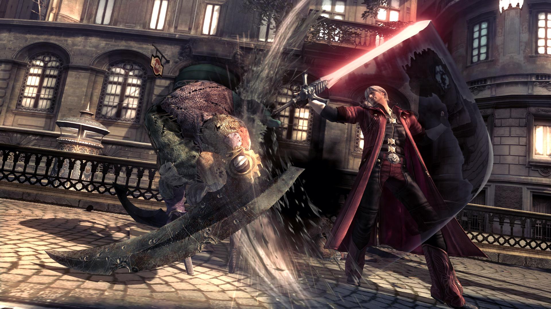Devil May Cry 4 Special Edition Lets You Play As Vergil