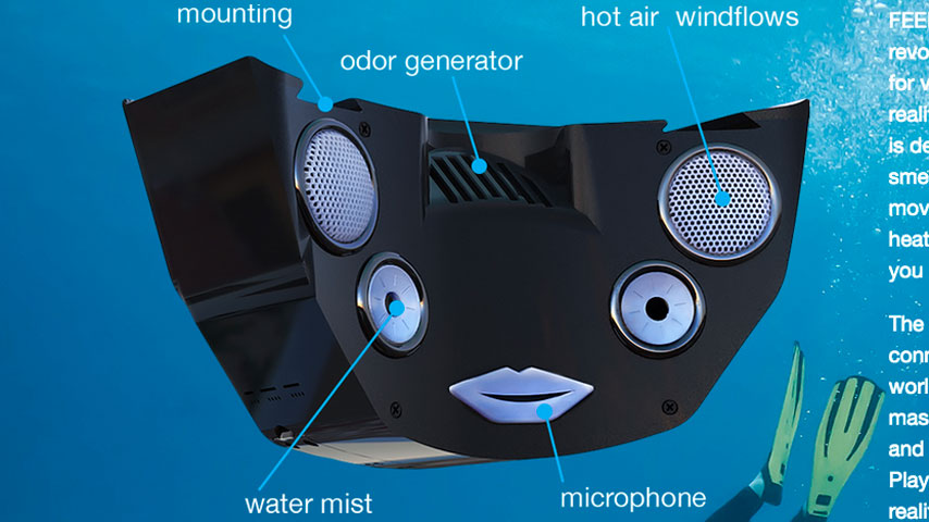Oculus Rift Add On Pumps Smells Heated Air At You VG247