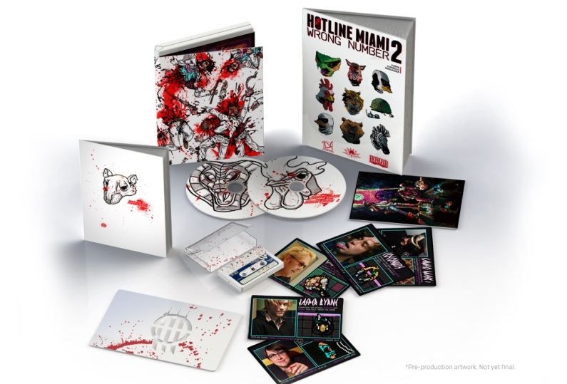 Gamer Network To Crowdfund Collectors Editions Of Hotline