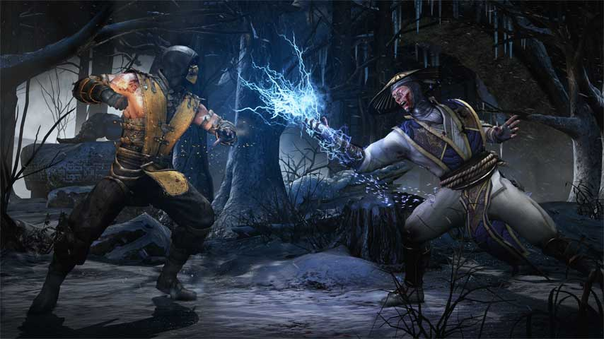 Smoke Stryker And More Spotted In Latest Mortal Kombat X Kast VG247