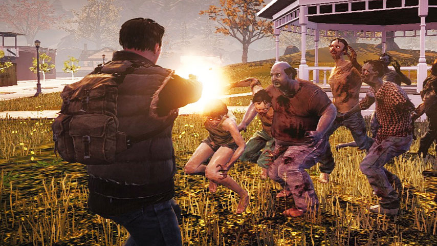 State Of Decay Contractor Pulls A Dick Move VG247