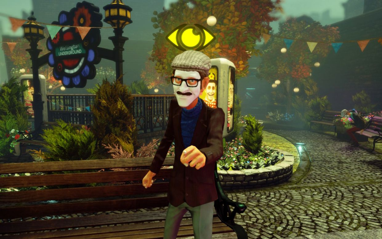 We Happy Few Looks Really Neat Even In Its Pre Alpha