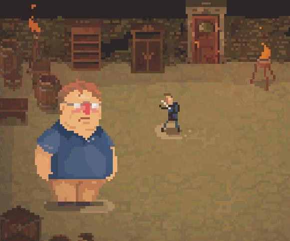 Indie Game Crawl Updated With Gabe Newell Boss Gaben VG247