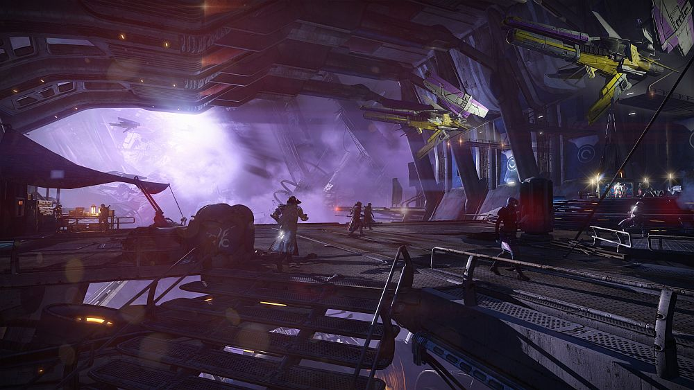 Destiny House Of Wolves Livestream Will Reveal The Reef