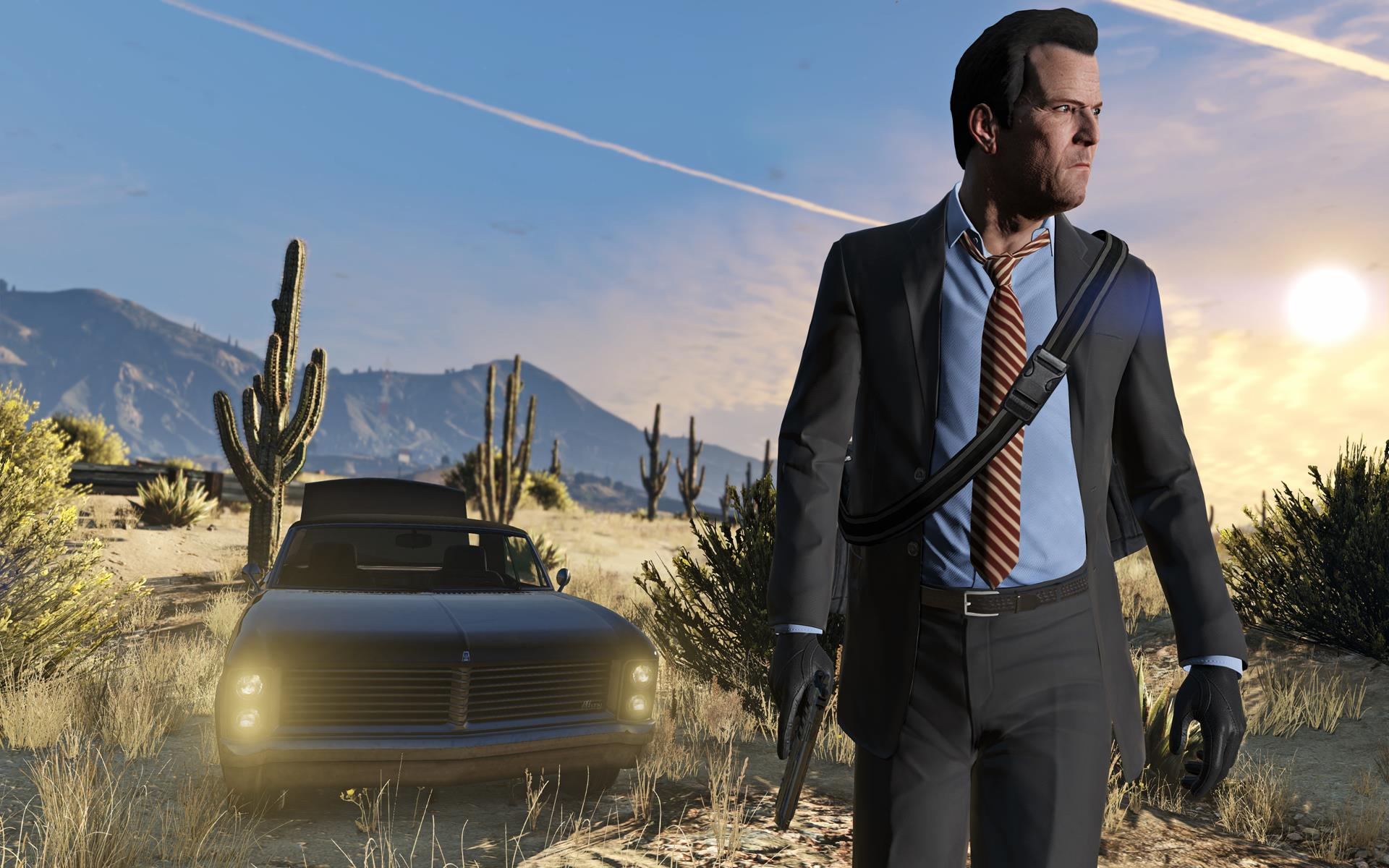 GTA 5 AMD Driver Update Available Now Too VG247
