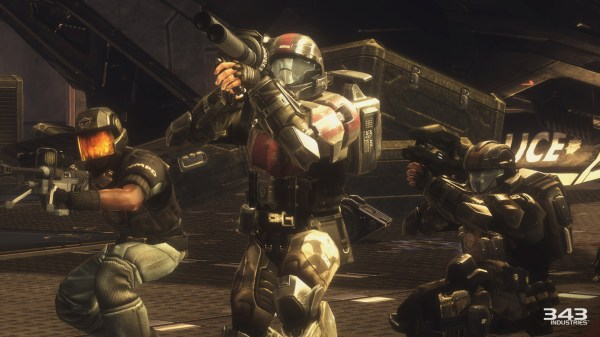 Halo 3: ODST and Relic remake come to The Master Chief ...