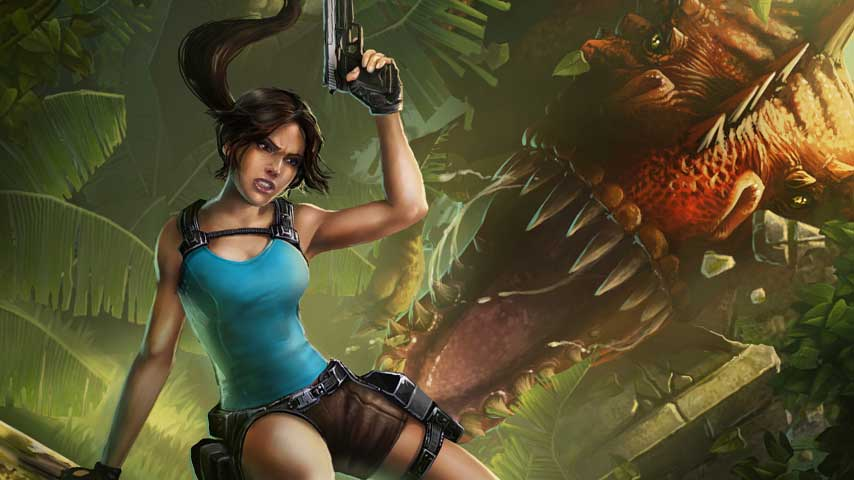 Lara Croft Relic Run Endless Runner Soft Launched In The