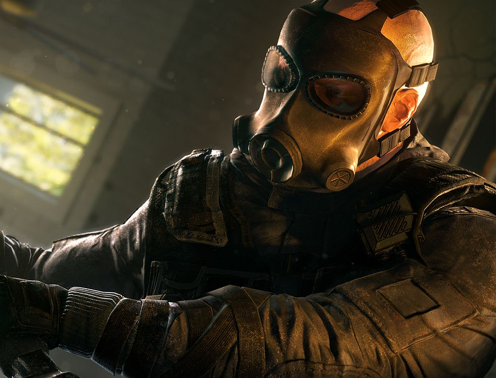 Rainbow Six Siege Video Shines Spotlight On The British Counter Terrorist Unit VG247