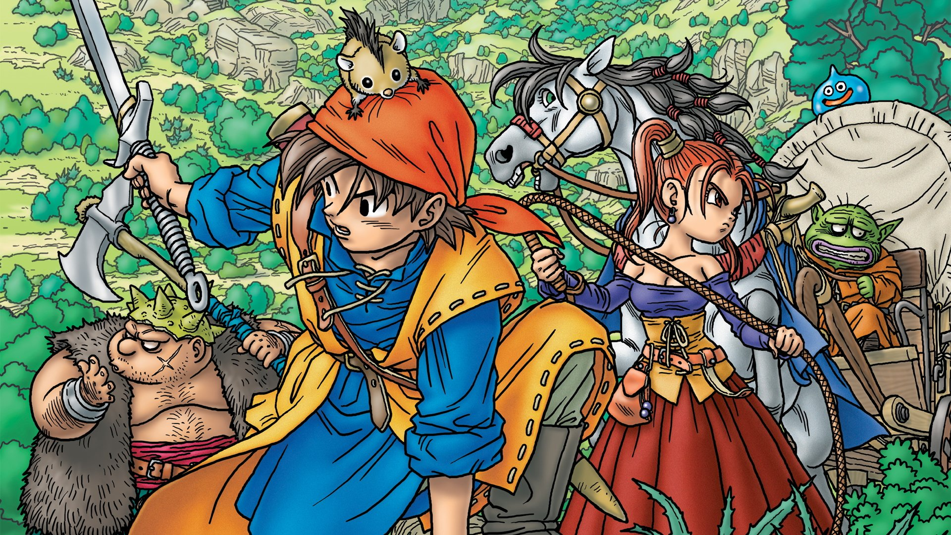 Dragon Quest 7 And 8 Finally Coming To 3DS In The West VG247