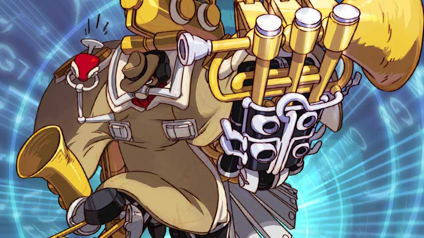 Fall Down The Skullgirls Big Band Music Video Rabbit Hole