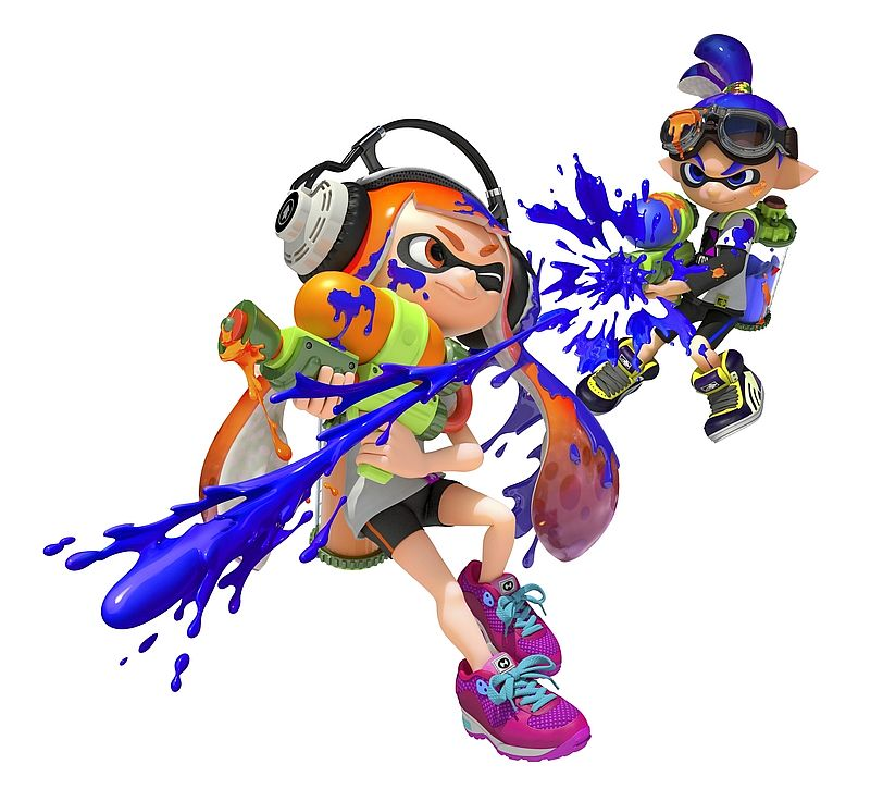 Splatoon Lacks Voice Chat To Promote A Positive Online