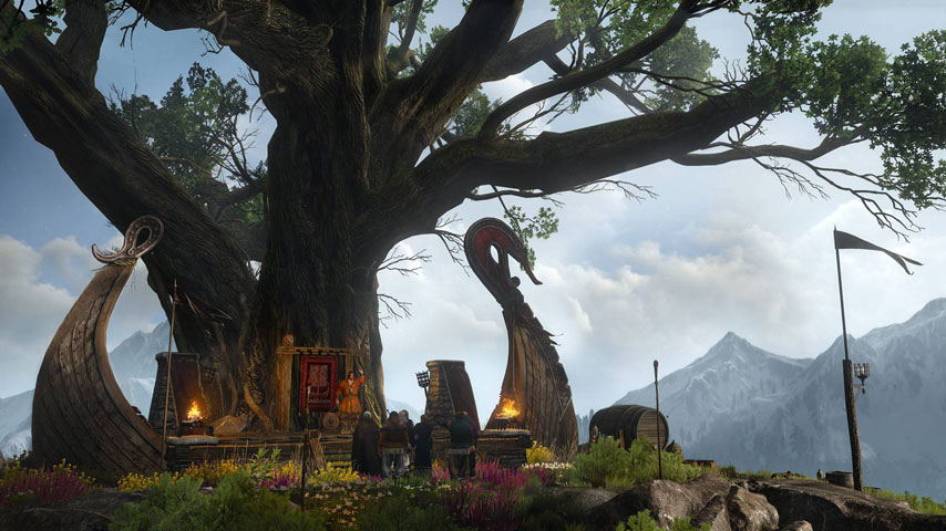 The Witcher 3 Coronation VG247