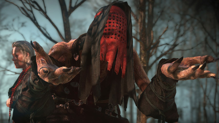 The Witcher 3 The Whispering Hillock VG247