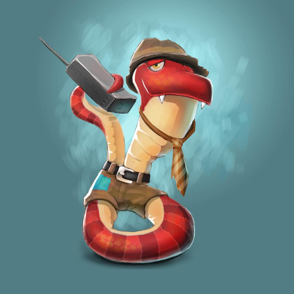 Banjo Kazooie Successor Gets New Character That Is A Snake
