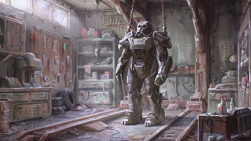 Fallout 4 Graphics Dialled Back In Favour Of Complex